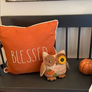 HAPPY LITTLE OWL - FALL FOR HIM😜🎃🍁